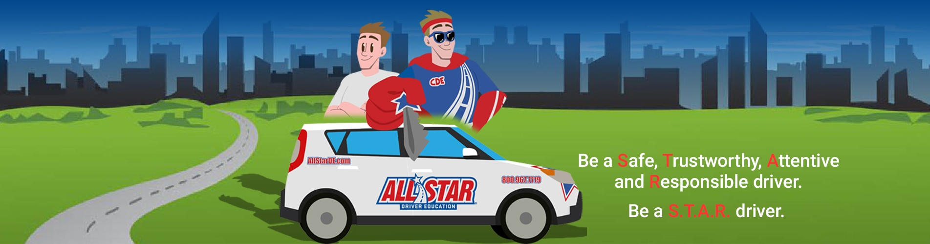 All Star Driver Education