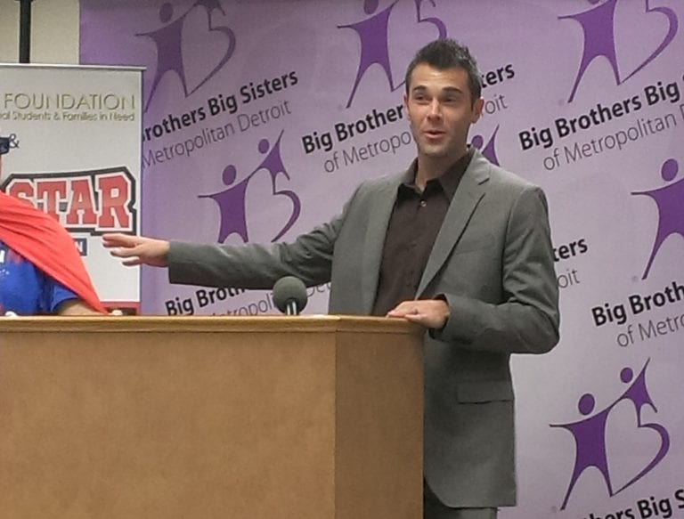 Brent Big Brothers Big Sisters and All Star