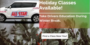 Driver ed Winter break