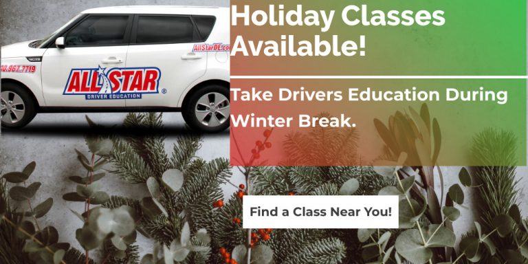 Driver ed Winter break