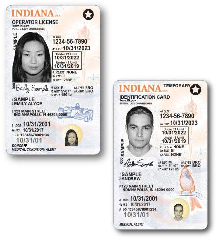 Indiana Probationary License