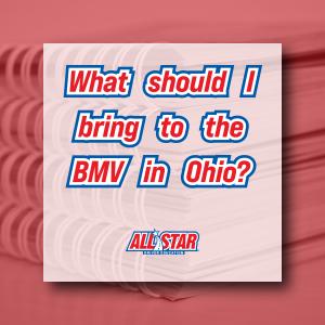 Ohio BMV